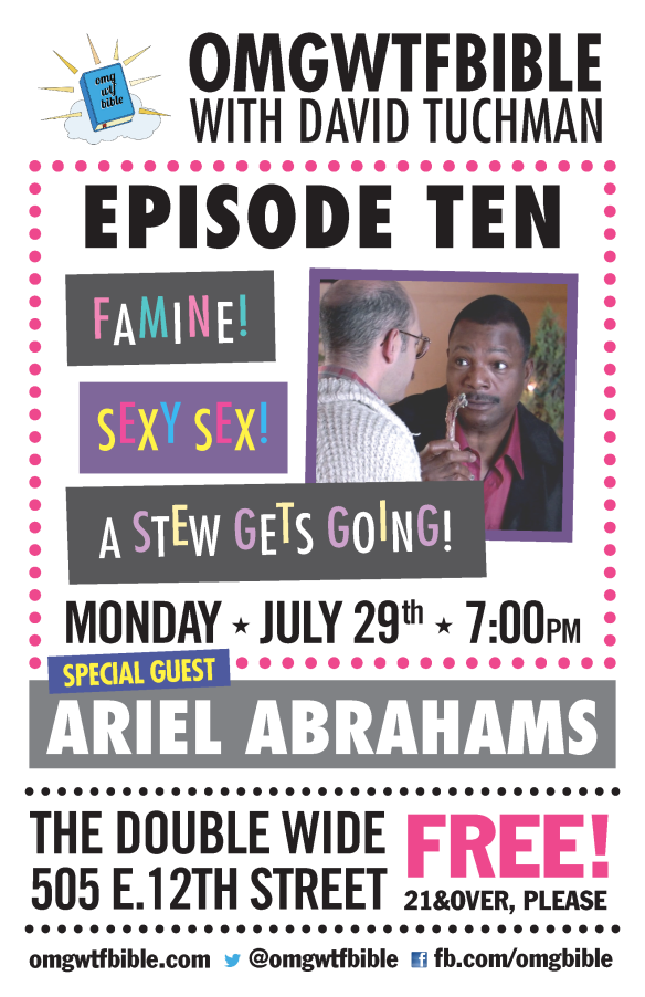 Episode 10 Flyer